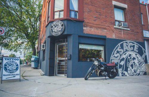 Passage Tattoo Toronto